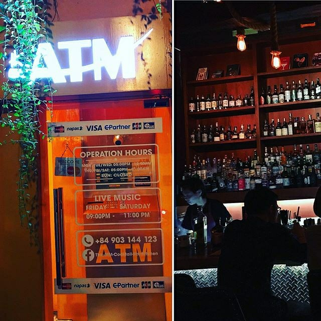 The ATM Cocktail Bar & Kitchen